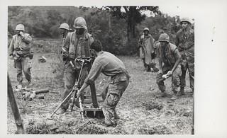 81mm Mortar Team, 8 December 1966