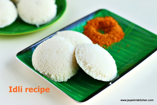idli batter recipe
