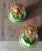 Bicchieri Avocado e Grana