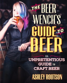 The Beer Wench's Guide to Beer (front)