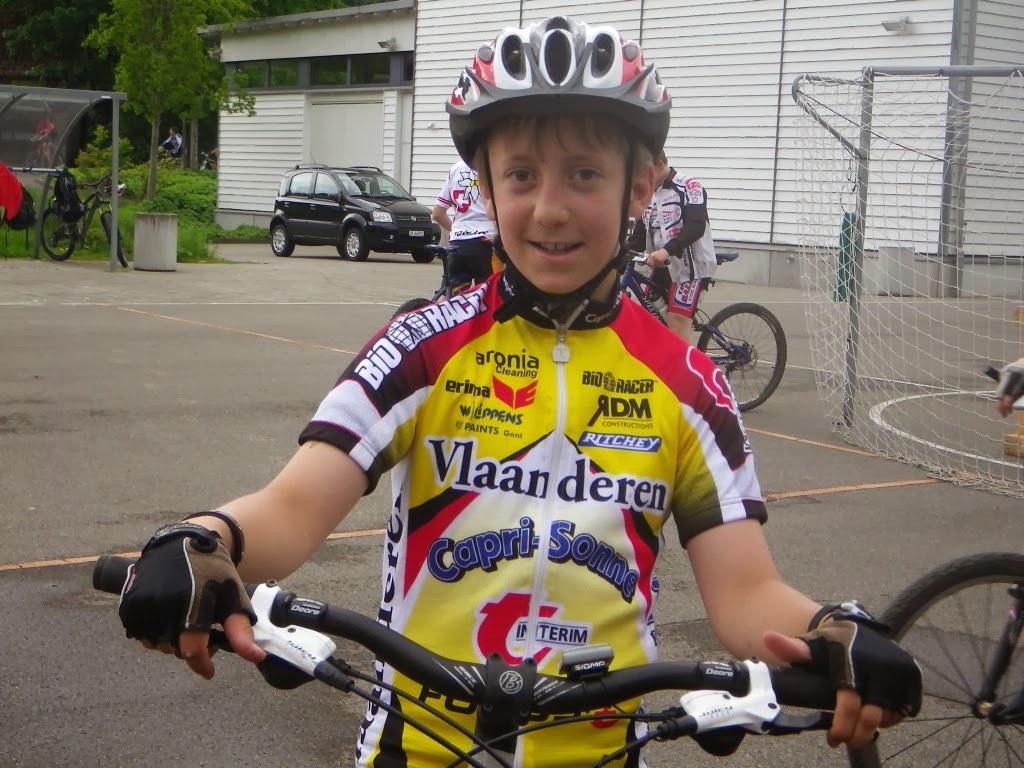 Jugendsport Bike-Tag Egg 2011