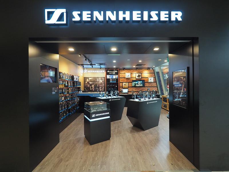 Sennheiser Brand Store - Front
