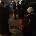 Audax Skiweekend März 2014