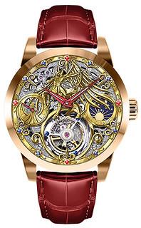 《聖鬪士星矢》 黃金射手座 陀飛輪腕錶(BANDAI特別版) !!【全球限量30個 】