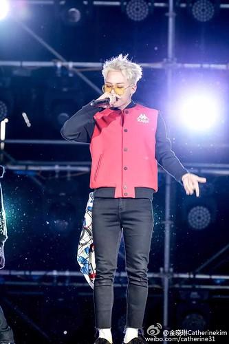 G-Dragon - Kappa 100th Anniversary Event - 26apr2016 - catherine31 - 10