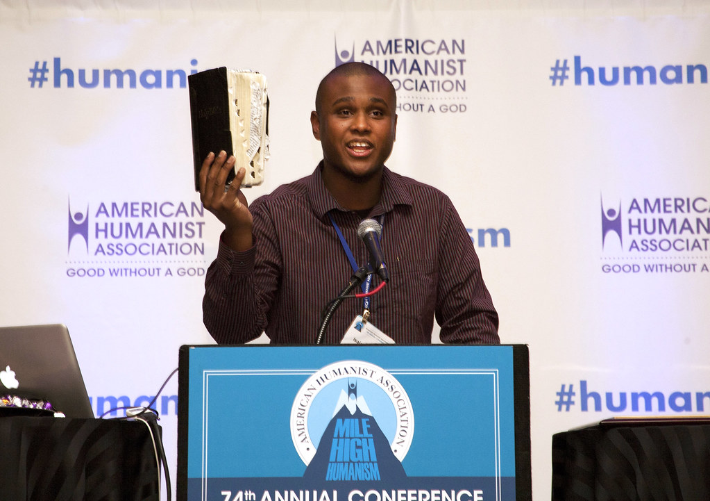 Isaiah Smith: Humanist Pioneer Award