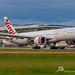 Virgin Australia 777 YBBN by Nathen Sieben