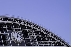 Manchester Central Clock