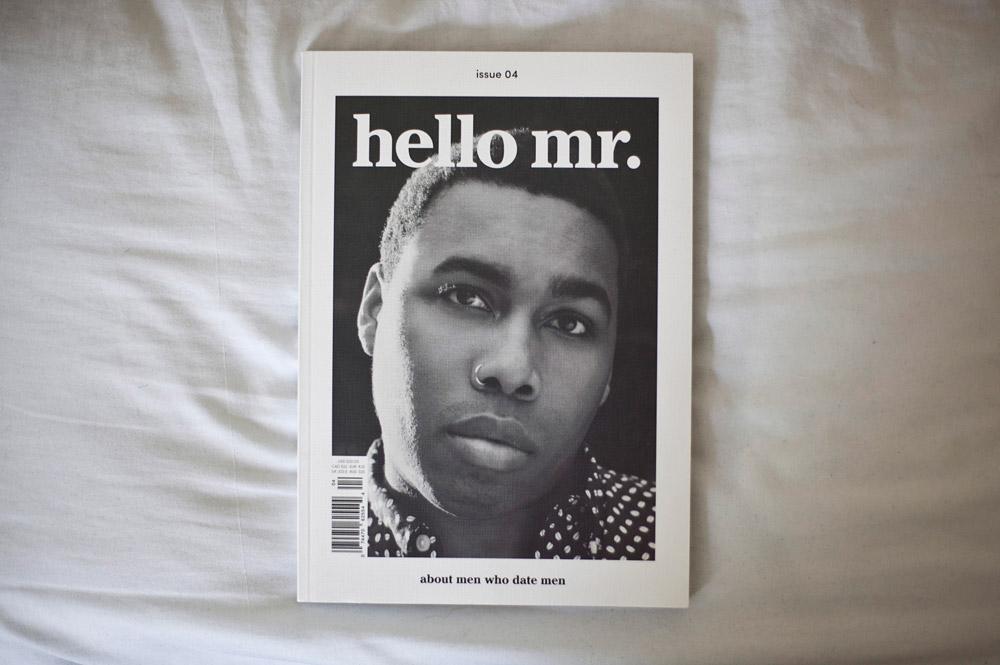 Hello Mr.