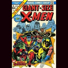 The greatest reboot of them all. #XMen #comics