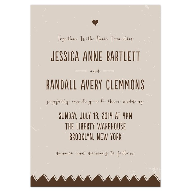 Farm Wedding Invitation is awesome invitations template