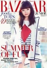 Harpers Bazaar Singapore Feature