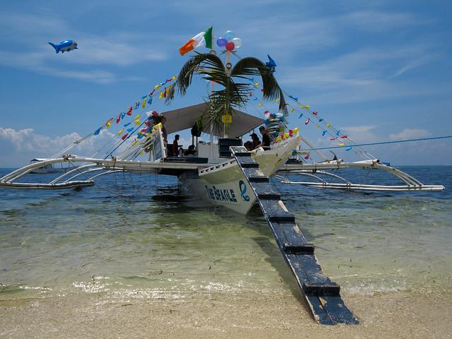 Paradeklar dykkebåt