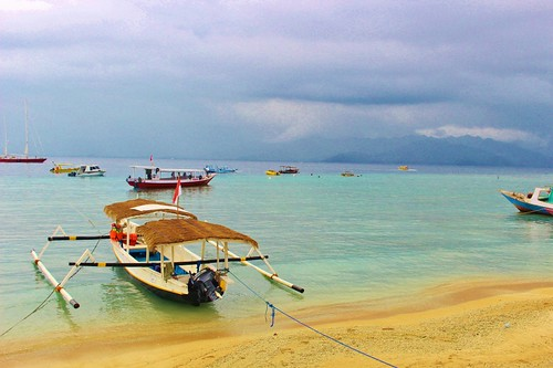 The Gili T Harbor