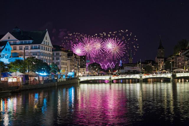 Zürifäscht fireworks II