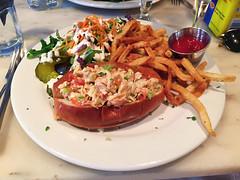Fish - Lobster Roll