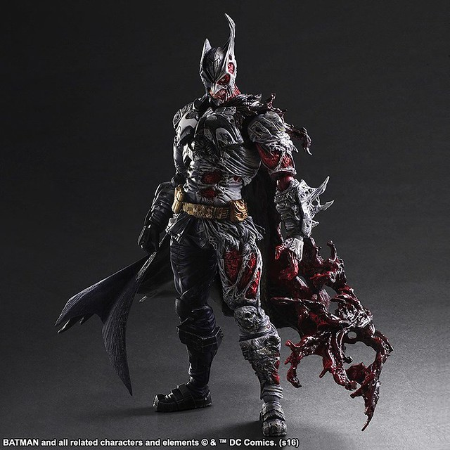Play Arts 改 - 蝙蝠俠:惡棍畫廊 - 雙面人 Batman: Rogues Gallery – Two Face