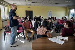 2014 Maggio incontro con VII Municipio
