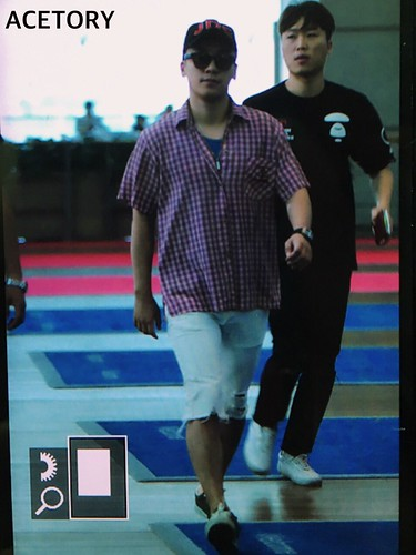 BIGBANG Departure Seoul Incheon to Foshan 2016-06-10 (72)