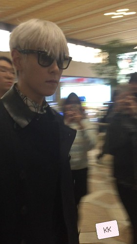 Big Bang - Gimpo Airport - 15jan2015 - TOP - KK_JIWON - 04