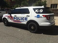 DC Police NSID K-9