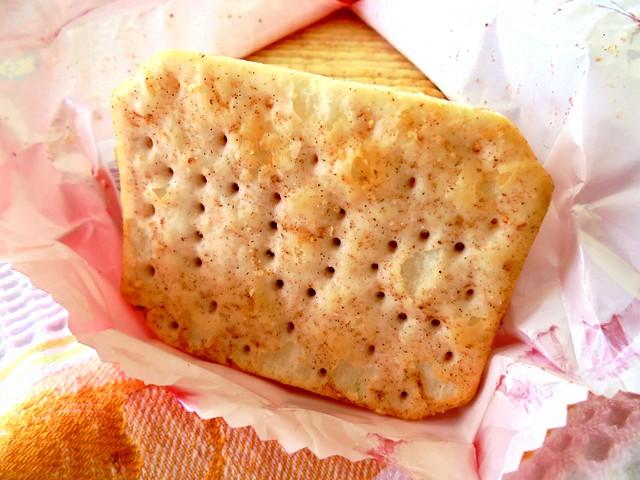 Ritz smoky bacon crackers 2