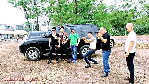 Vovinam Thái Nguyên thực hiện MV mới cùng ca sỹ Lâm Chấn Huy