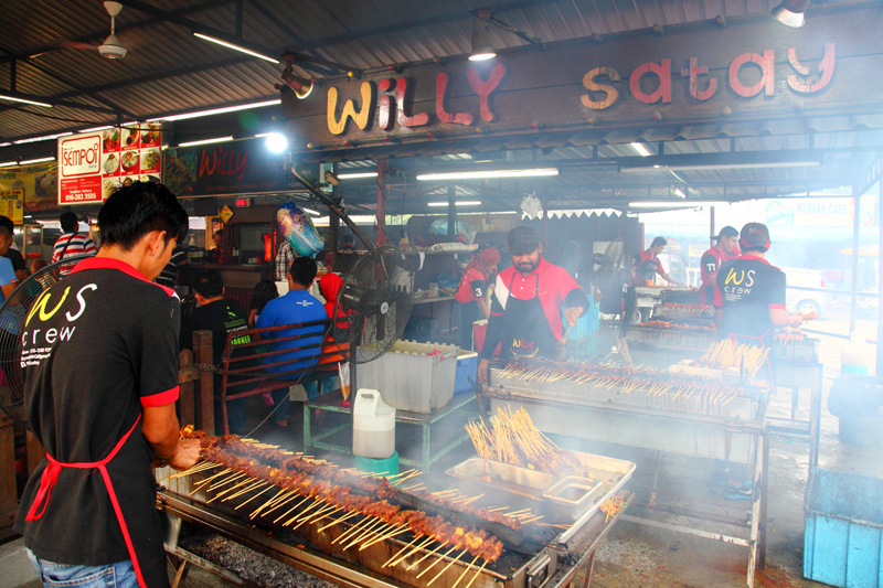 Willy-Satay-Stall-Sg-Ramal