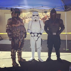 My only pic from #FreeComicDay Troop lol #ShadowGuard #501st #501stlegion