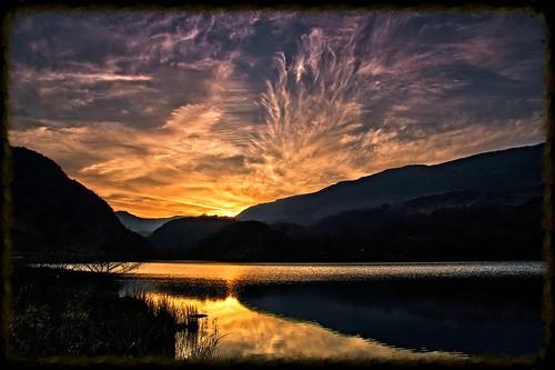 snowdon-sunset