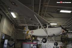 50-1741 FDD 5L-14981 - 21483 - South Vietnamese Air Force - Cessna O-1A Bird Dog - USS Midway Museum San Diego, California - 141223 - Steven Gray - IMG_6502
