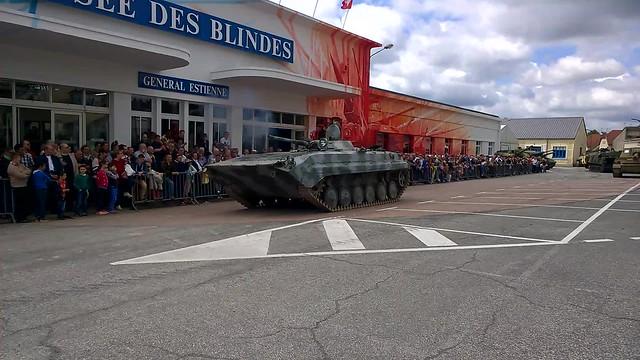 BMP-1 at Saumur 2015 4