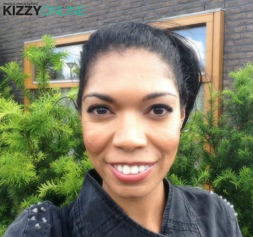 FOTD Kizzy Online makeup