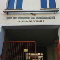 Haus der Demokratie und Menschenrechte in Berlin
