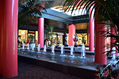 More Fountains, Siam Mall, Costa Adeje, Tenerife