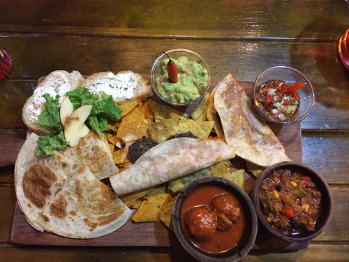 La Paz: restaurant mexicain