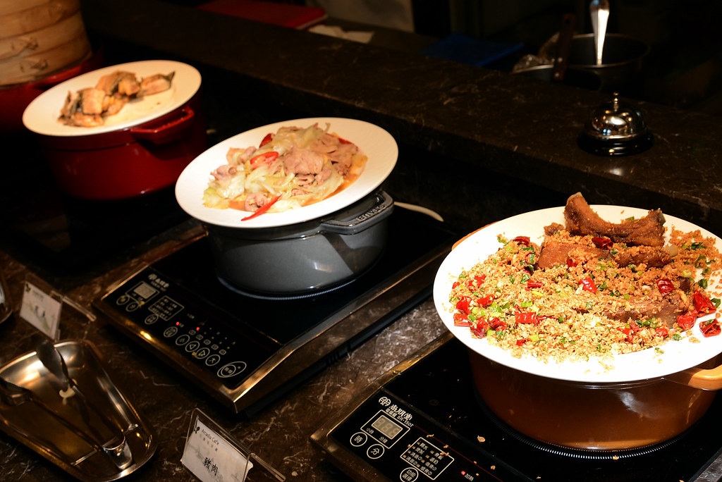 福容大飯店漁人碼頭 田園咖啡廳自助午餐