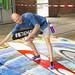 23/07/2016 3D straatkunst Dopper