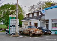 Collection Garage Noiset & Fils, Ardennes.