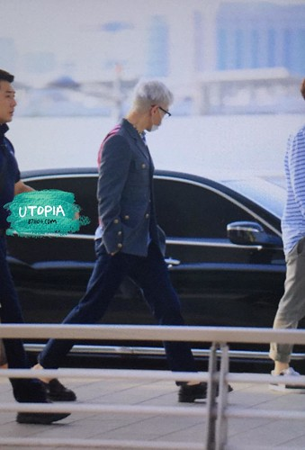 Big Bang - Incheon Airport - 07aug2015 - Utopia - 01