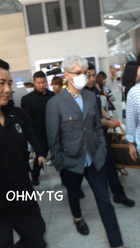 Big Bang - Incheon Airport - 07aug2015 - OHMYTG - 03