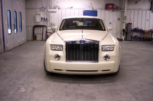 2004 Rolls Royce Phantom