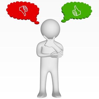 Dilemme : Pour ou Contre