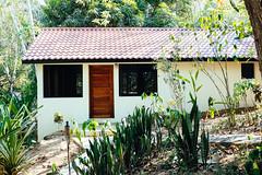 Our cabin at Black Rock Lodge - San Ignacio, Belize