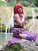 Shooting Erza Scarlet - Robe de Yuen - Fairy Tail - Montferrat - 2015-05-15- P1080631