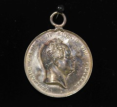 King of Prussia gold medal