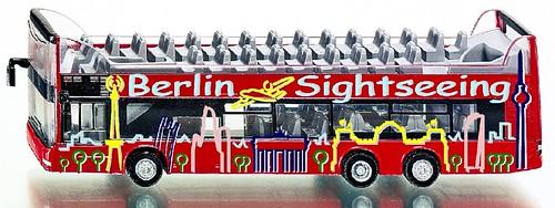 34 Siku MAN berliner Sighseeing
