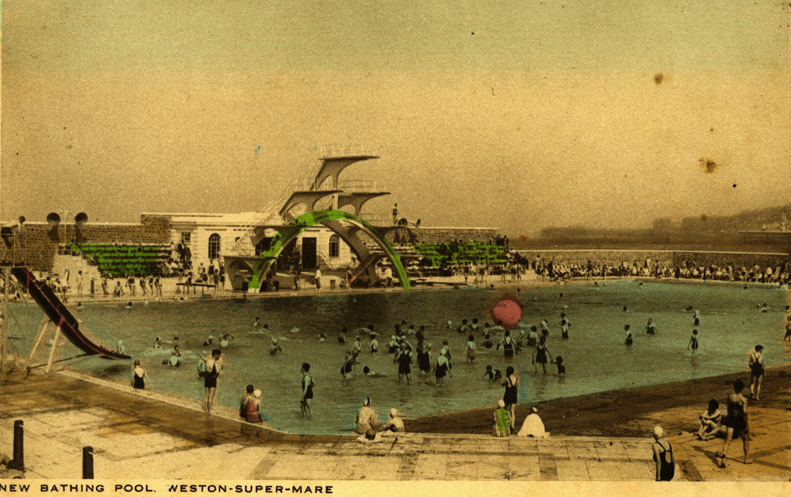 Weston Super Mare Bathing Pool 001 Flickr Photo Sharing