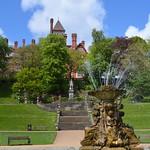 Classic Miller Park scene, Preston