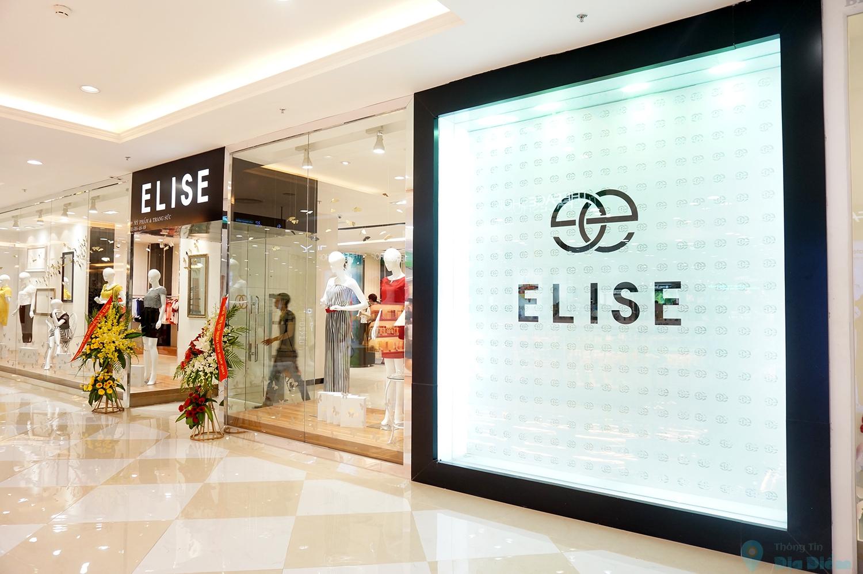 cửa hàng của thời trang Elise